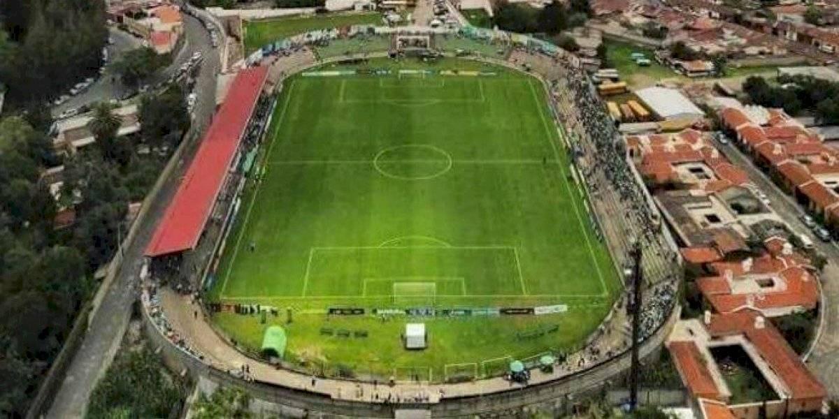 La selección de Guatemala jugará en estadio Pensativo