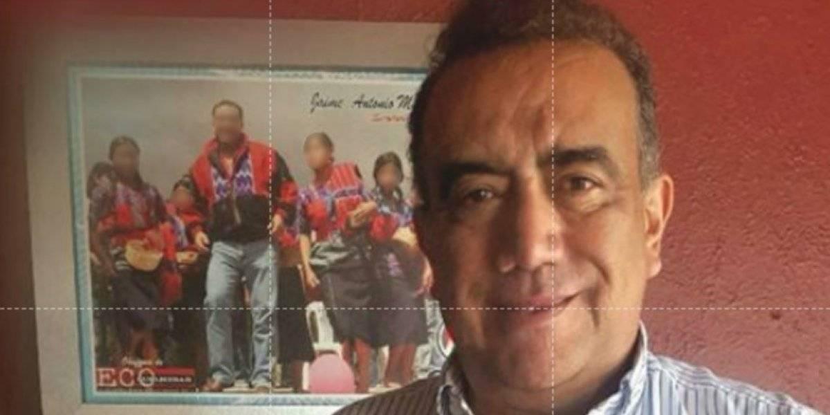 Exdiputado Jaime Martínez es beneficiado con arresto domiciliario