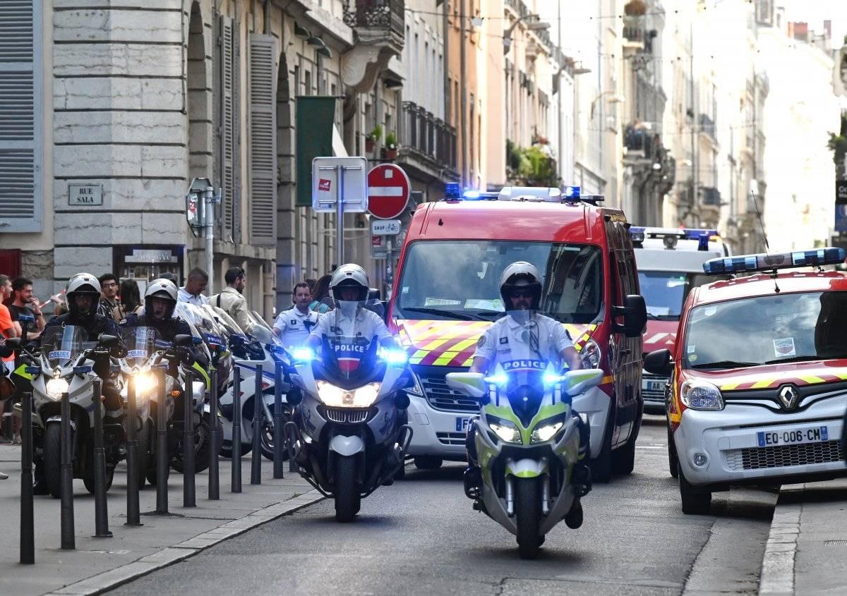 Ocho heridos por explosión de un paquete bomba en Francia