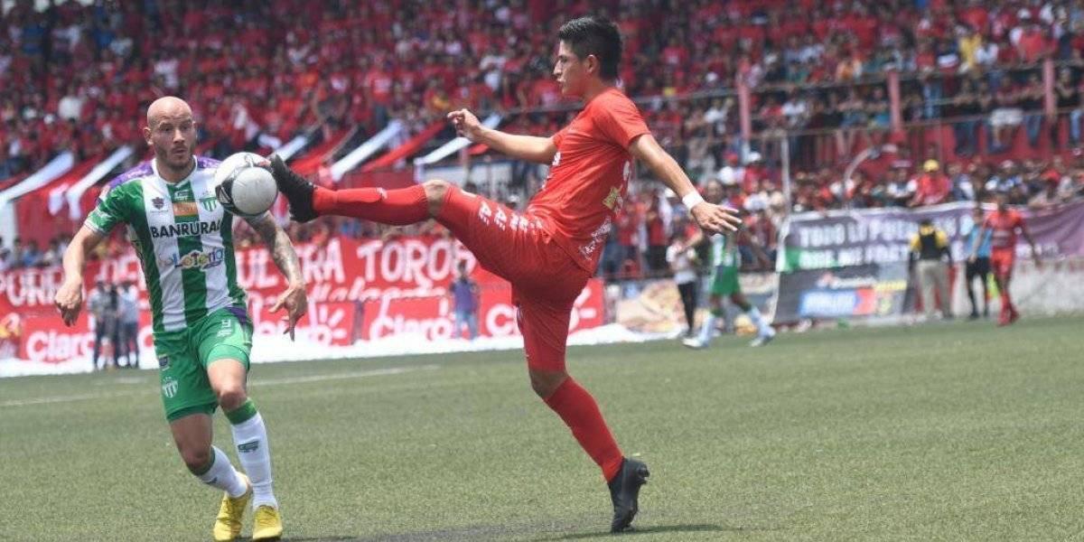 Antigua GFC y Malacateco definen el torneo corto número 40