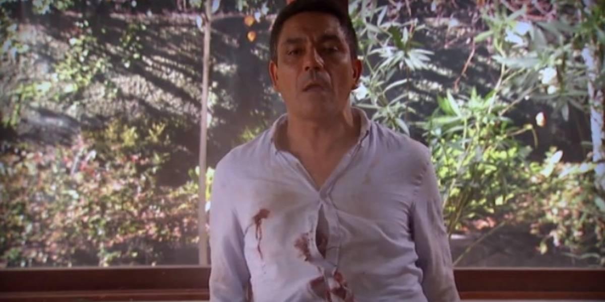 """Con microexplosivos y sangre sintética: director de """"Pacto de Sangre"""" reveló cómo se grabó la muerte de Gabriel"""