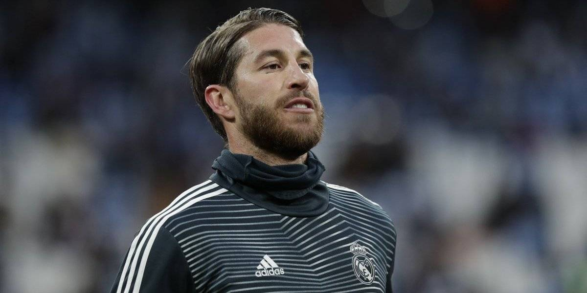 """VIDEO: Sergio Ramos: """"Nosotros nos lo tomamos como un amistoso; ellos, como una final"""""""