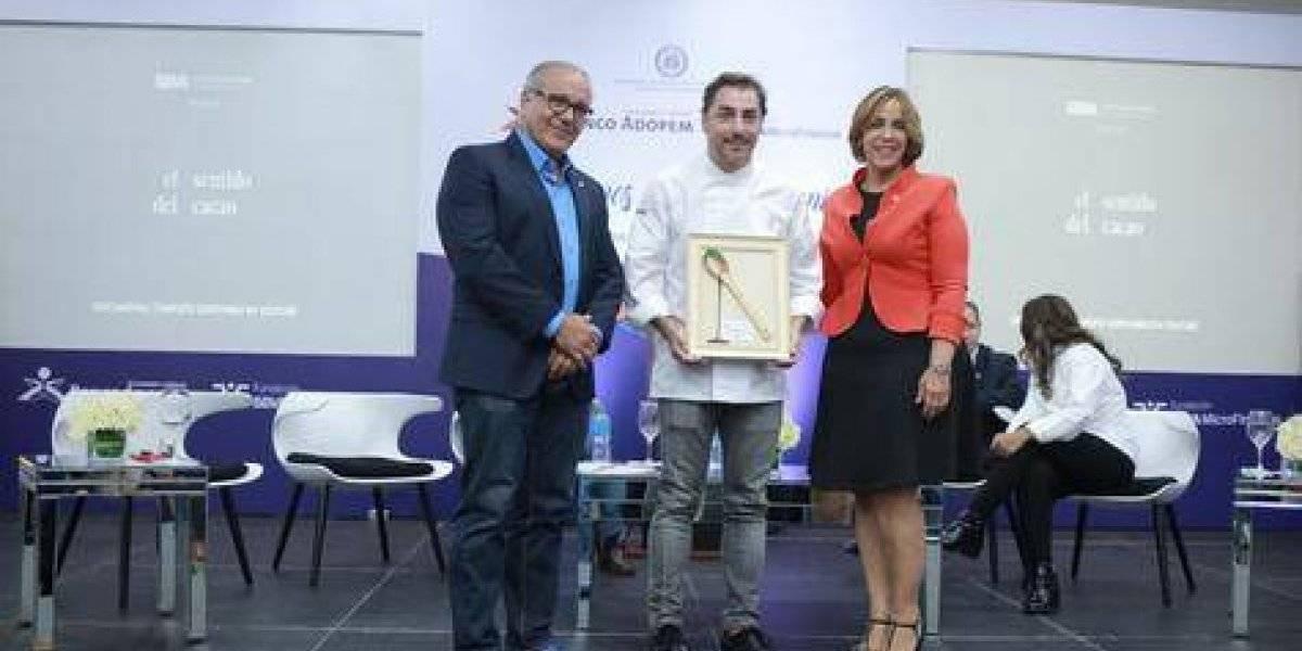"""#TeVimosEn: Chef pastelero Jordi Roca dicta conferencia """"Un día en El Celler de Can Roca"""""""