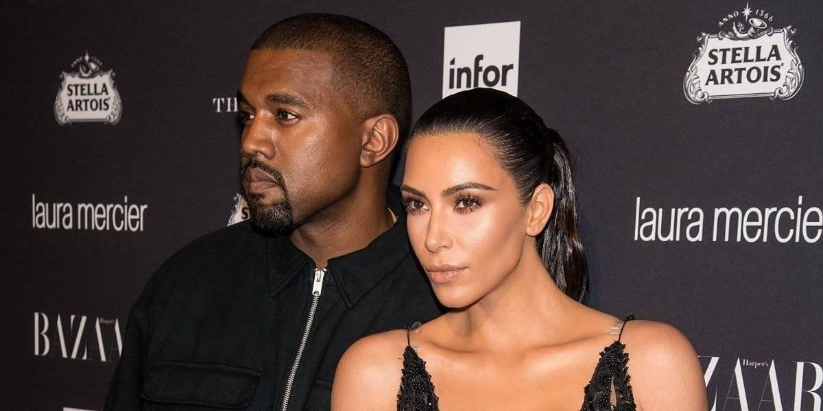 Kim Kardashian celebra 5 años de casada con fotos inéditas de la boda