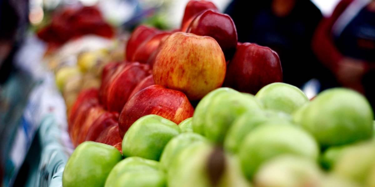 Ahora en Vietnam comerán manzanas y cerezas chilenas