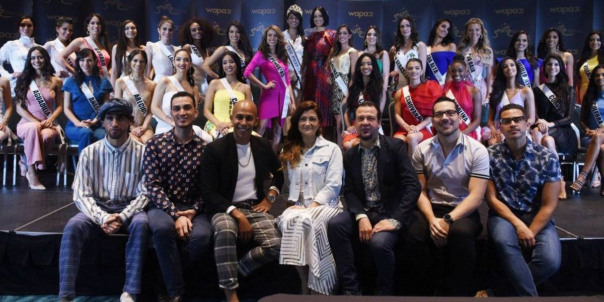 San Juan Moda repite unión con Miss Universe Puerto Rico