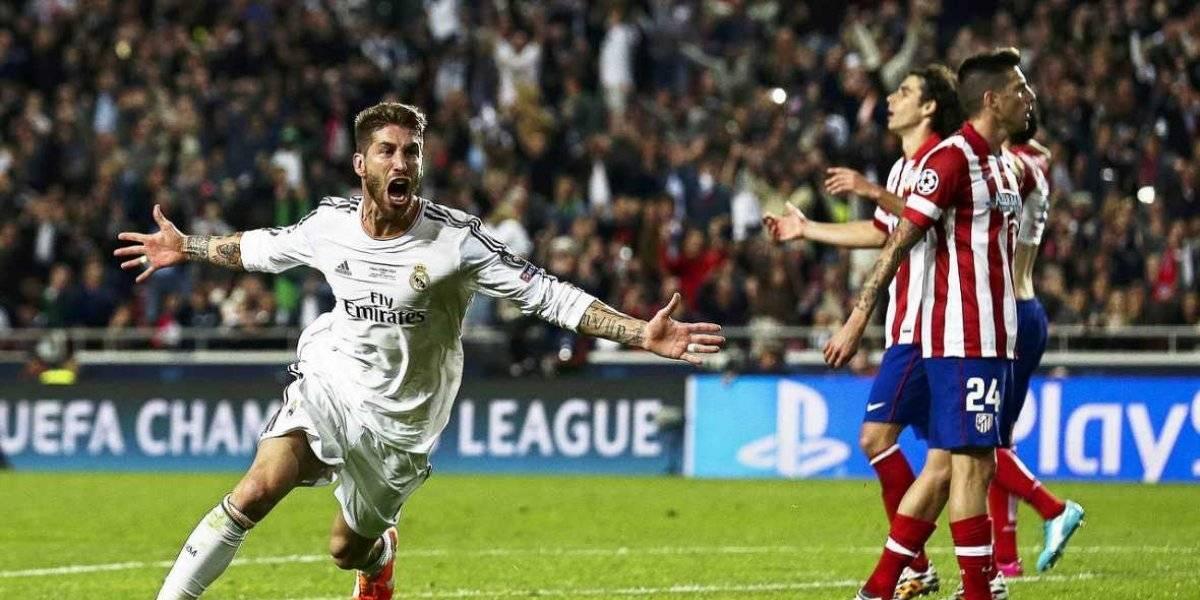 """Sergio Ramos: """"Ese balón no lo rematé con la cabeza, lo rematé con el alma"""""""