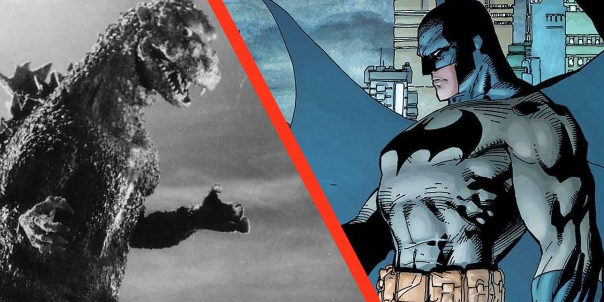 Batman vs Godzilla: El crossover que estuvo a punto de ser realidad