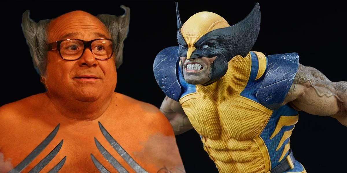 Fans quieren a Danny DeVito como el nuevo Wolverine