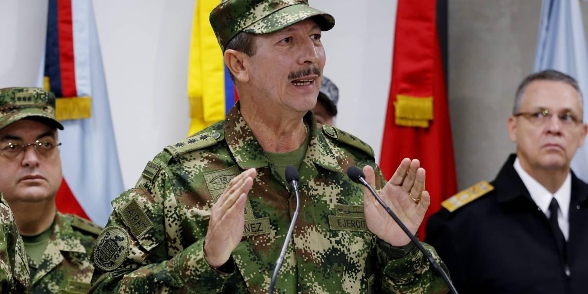 Denuncian a los nueve generales implicados en el escándalo de espionaje a periodistas
