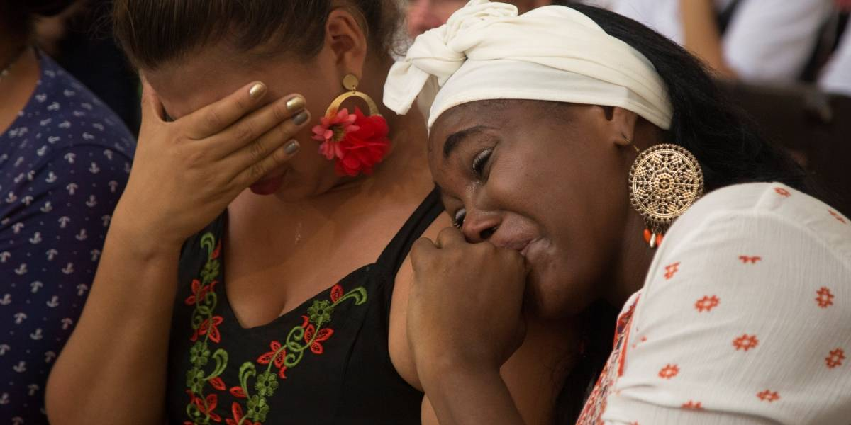 En Colombia 33 personas son asesinadas a diario