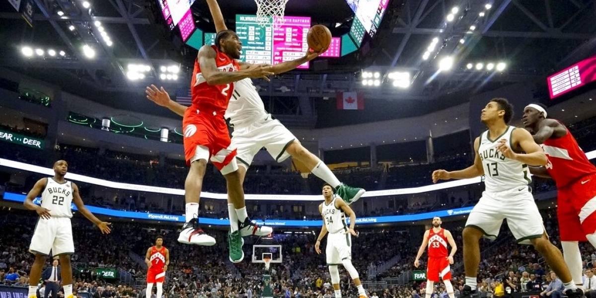 Raptors de Toronto pasan a la final contra Golden State en la NBA