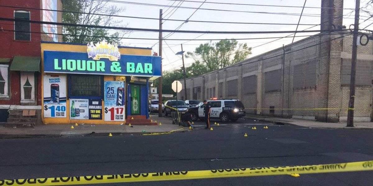 Tiroteo en bar de Nueva Jersey deja 10 heridos
