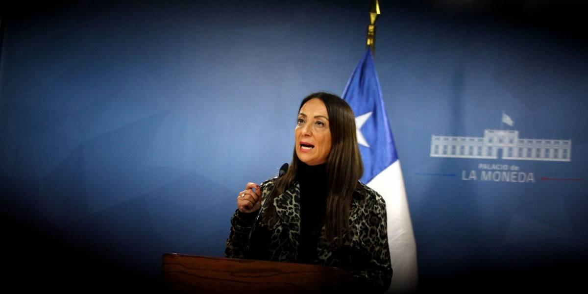 Vocera Pérez emplazó a la oposición a disculparse por críticas a hijos de Piñera