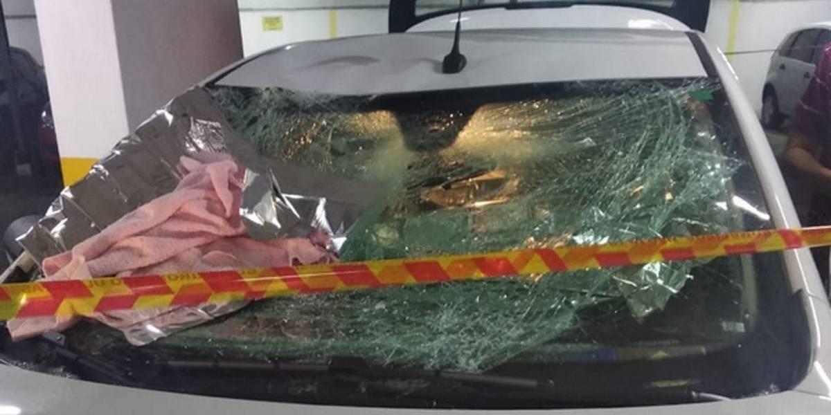 Menina que caiu de prédio no Jaguaré tem alta médica; mãe segue internada