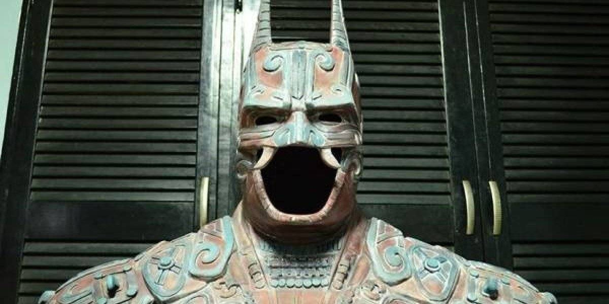 Camazotz: la historia del dios maya que se parecía a Batman
