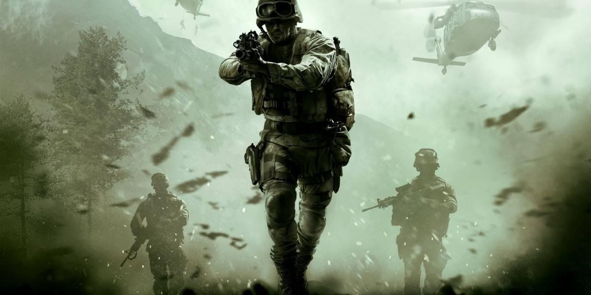 El nuevo Call of Duty se llamará Call of Duty: Modern Warfare