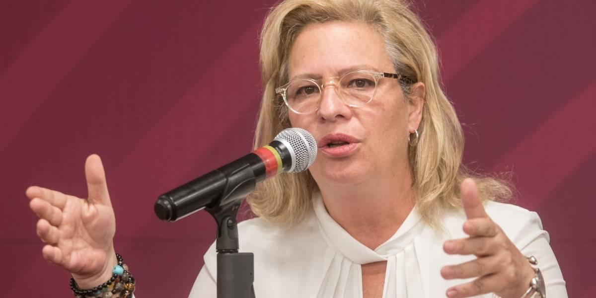 Retrasar vuelo comercial cuesta el cargo a Josefa González en Semarnat