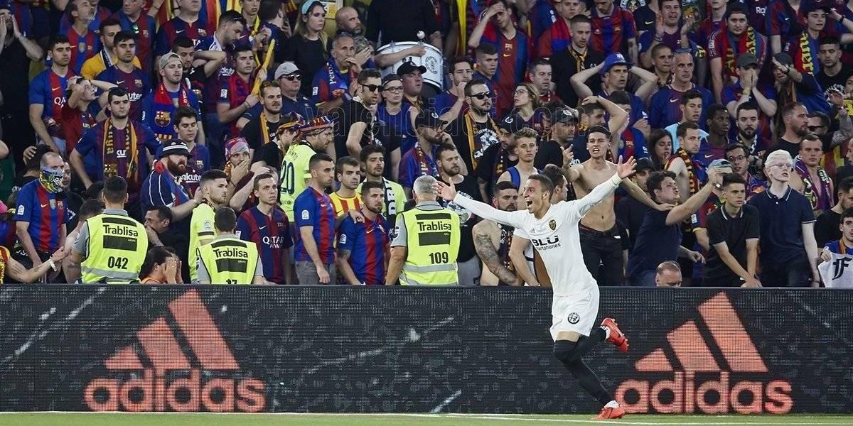 Valencia, once años después, logra la Copa del Rey en una final histórica ante Barcelona