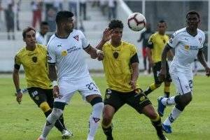 Liga de Quito vs Fuerza Amarilla