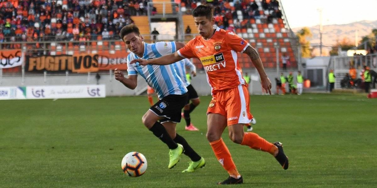 Cobreloa empata sin goles con Magallanes y sigue como firme puntero de la Primera B