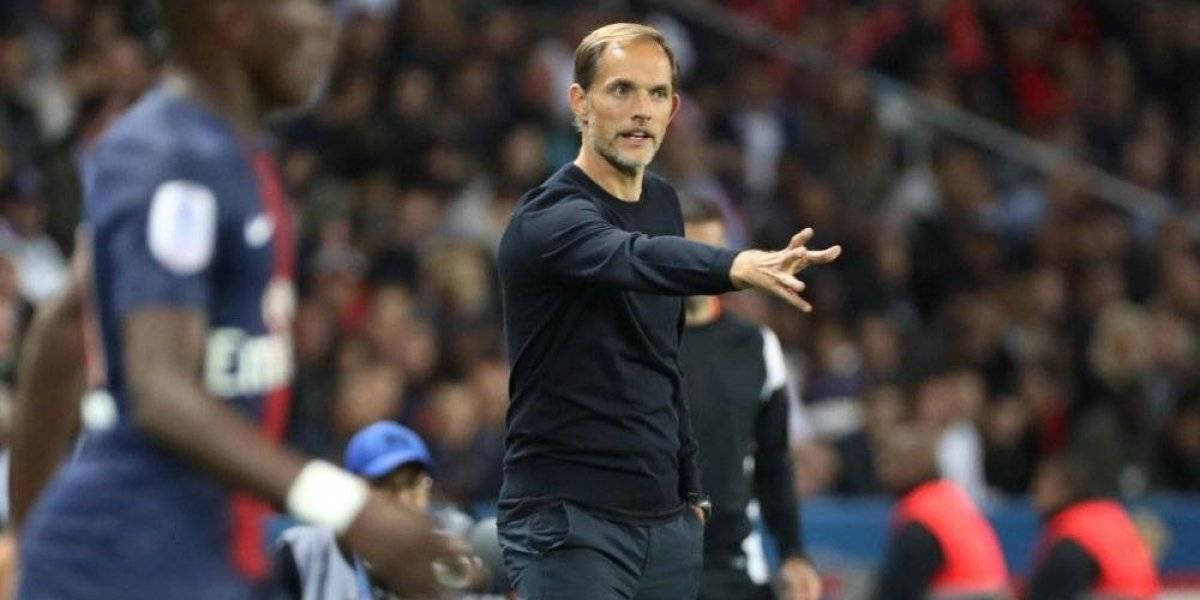PSG termina con el show de rumores y renueva a su técnico Thomas Tuchel