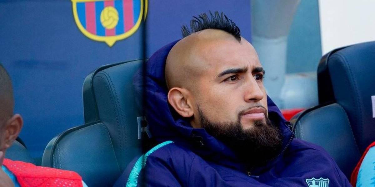 Barcelona le pone precio a Arturo Vidal ante posible partida al Inter de Milán