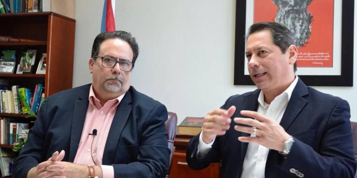 Juan Dalmau y Denis Márquez votarán en contra del nombramiento de Pierluisi