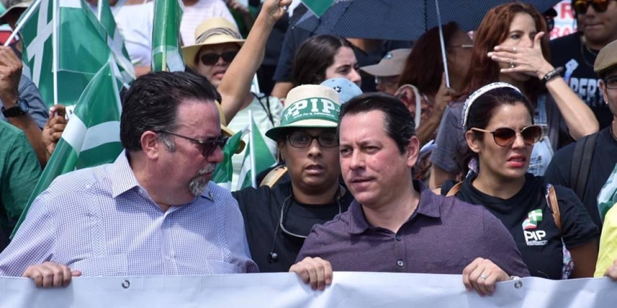PIP ratifica a Juan Dalmau como candidato a la gobernación