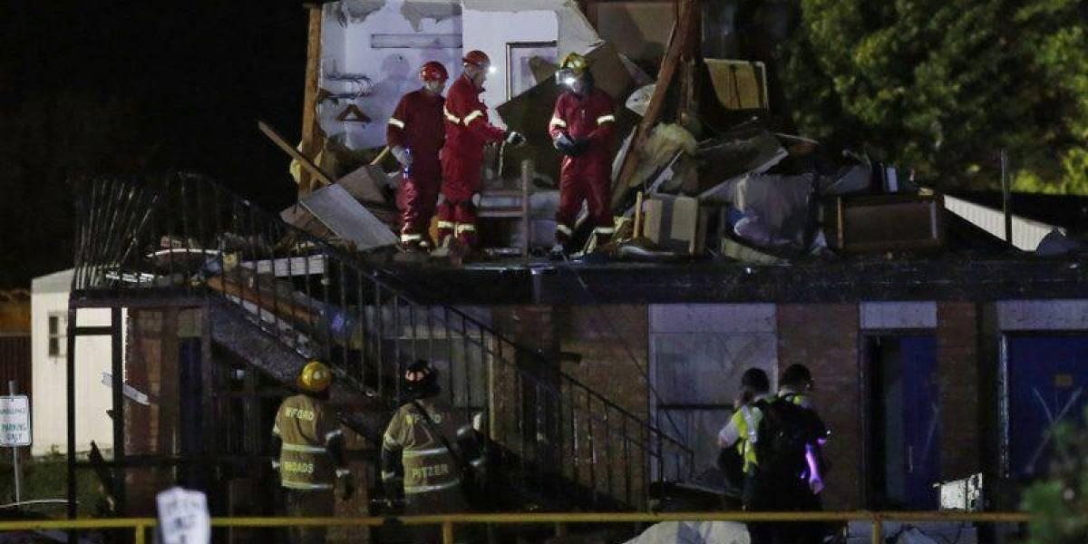 Tornado en Oklahoma deja dos muertos y 29 heridos