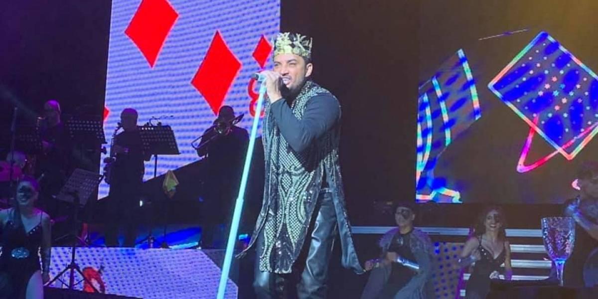 El Rey de Corazones forma tremendo fiestón en el Choli