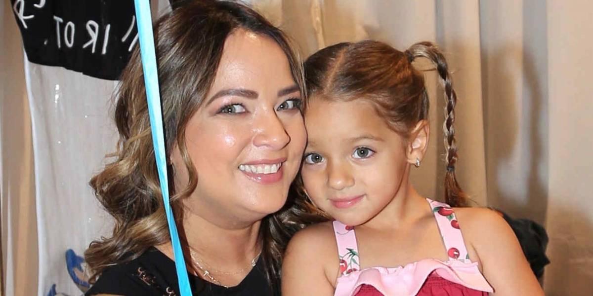 VIDEO. Adamari López rompe en llanto en redes sociales por su hija