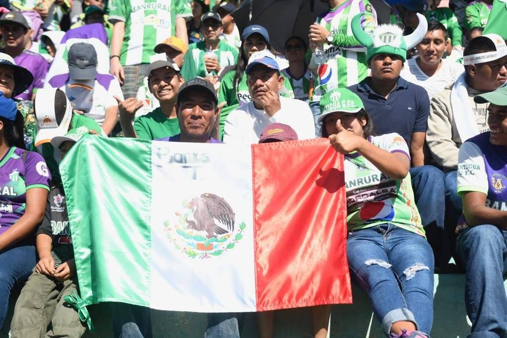 Foto Omar Solís: Aficionados coloniales abarrotaron el estadio Pensativo para ver la final del Clausura 2019.