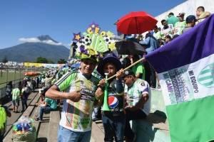 Afición de Antigua GFC