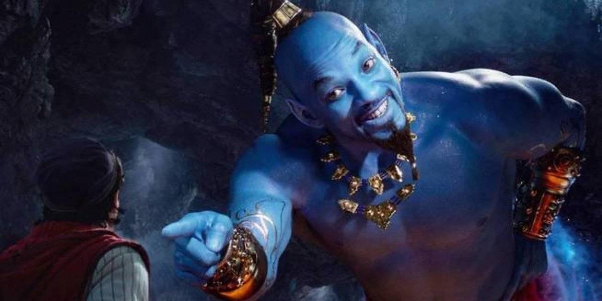 Aladdin superó a John Wick y Avengers EndGame en taquilla global