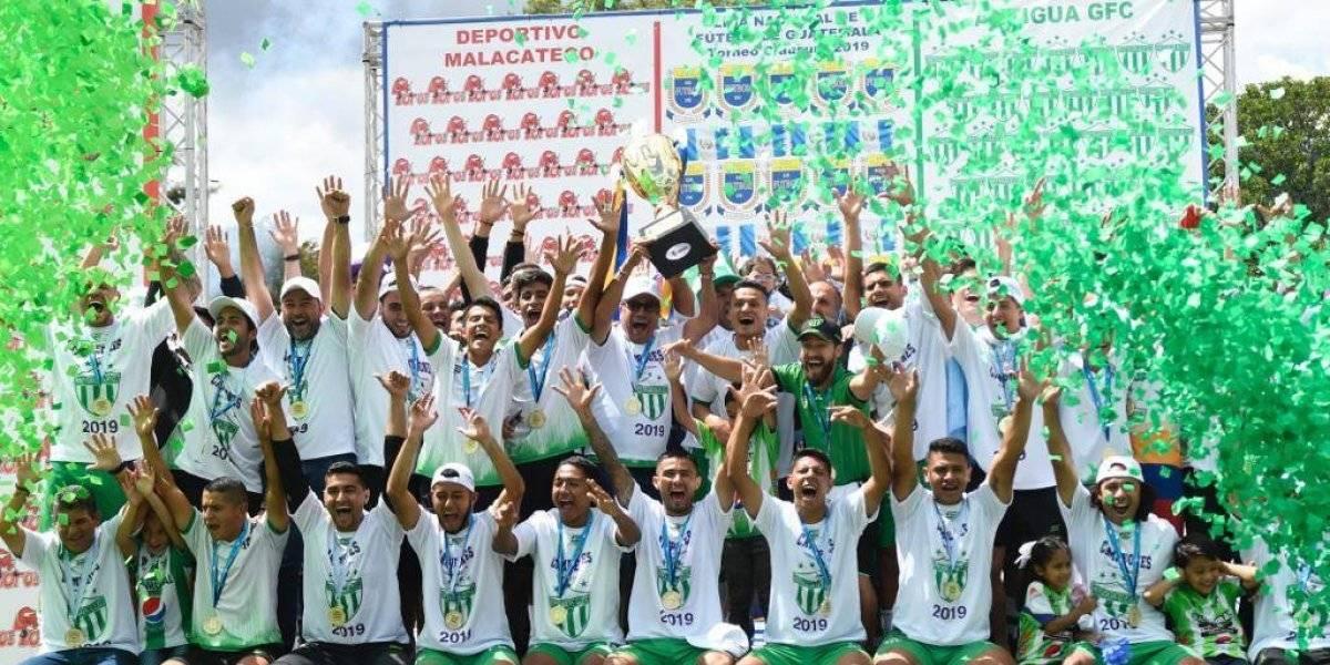 ¡Antigua GFC logra su cuarto título!