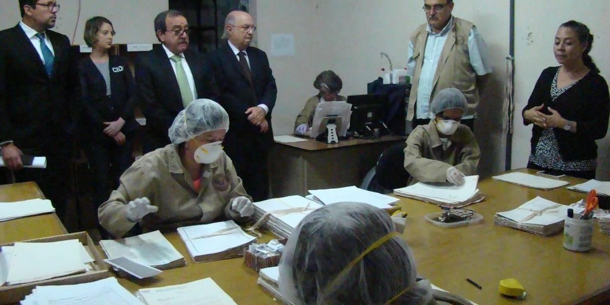 CSJ otorga amparo provisional al PDH y ordena que se resguarde el AHPN