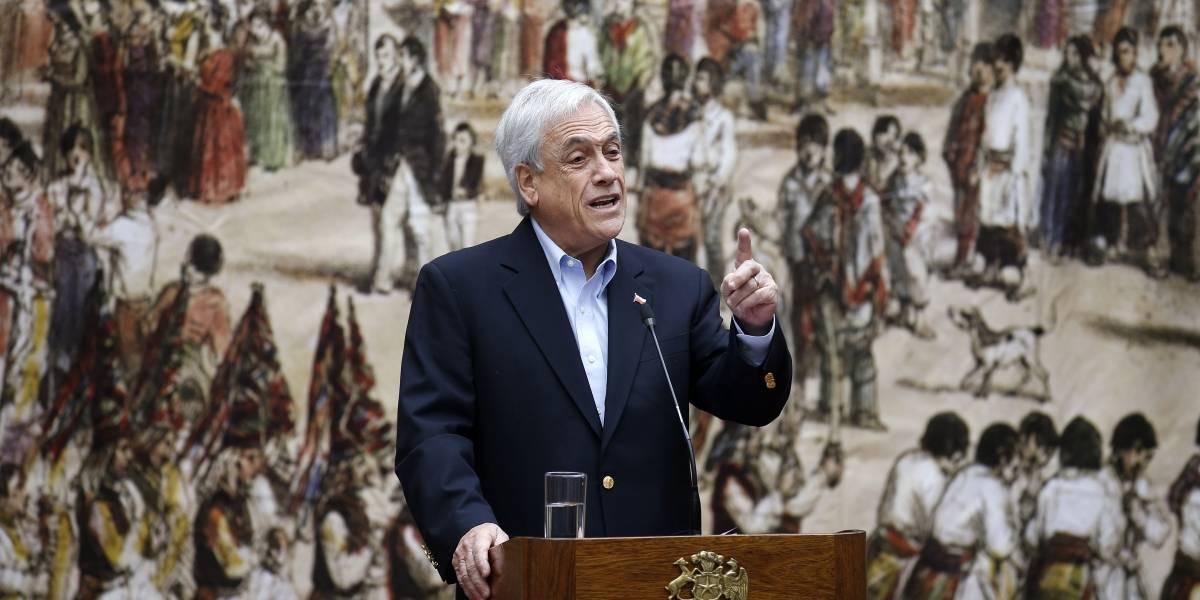 Día del Patrimonio: Piñera firma proyecto para proteger las construcciones históricas de Chile