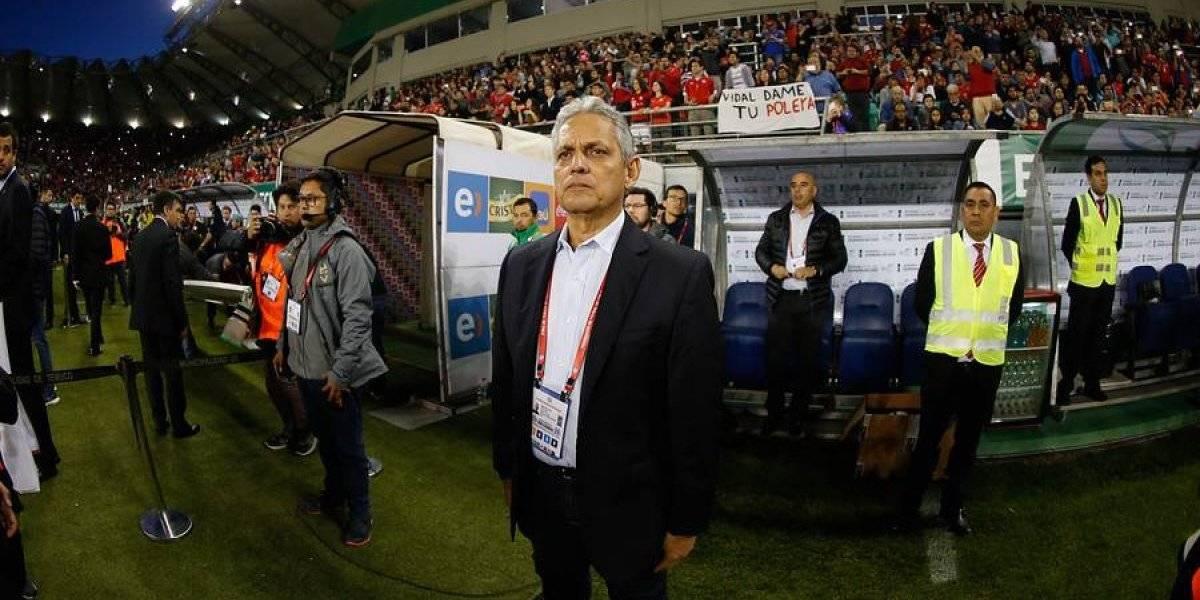 Sin Bravo y con Vargas: Rueda entregó la nómina de Chile para la Copa América Brasil 2019