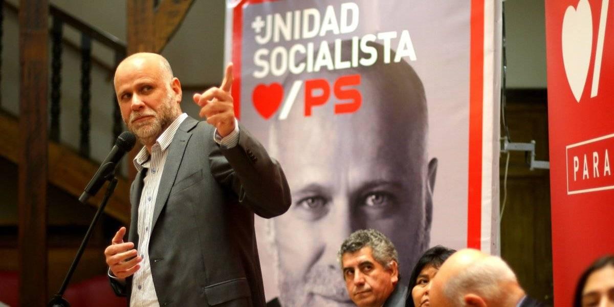 Álvaro Elizalde es el nuevo presidente del Partido Socialista