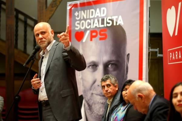 Resultado de imagen para elecciones 2019 en el partido socialista chileno