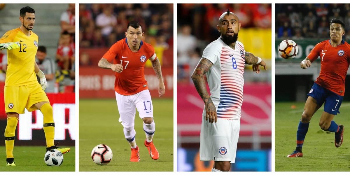 Uno a uno: Así llegan los 23 nominados de la Roja de Rueda para la Copa América de Brasil 2019