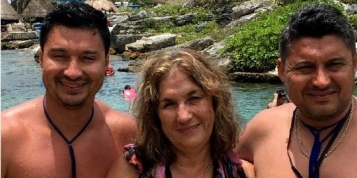 Murió la chilena que había sido amputada en Cancún