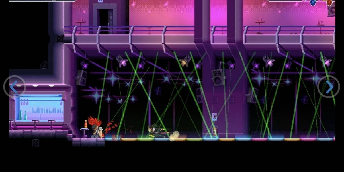 """Katana Zero"": un juego entretenido, rápido y con estética ochentena"