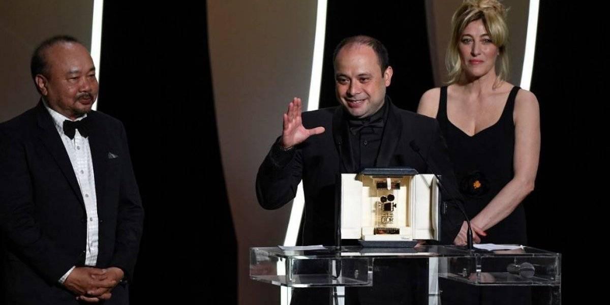 ¡Conmovedor! Así fue el emotivo momento en el que el guatemalteco César Díaz hizo historia en Cannes