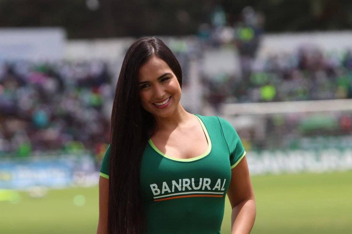Modelos en la final del Clausura 2019