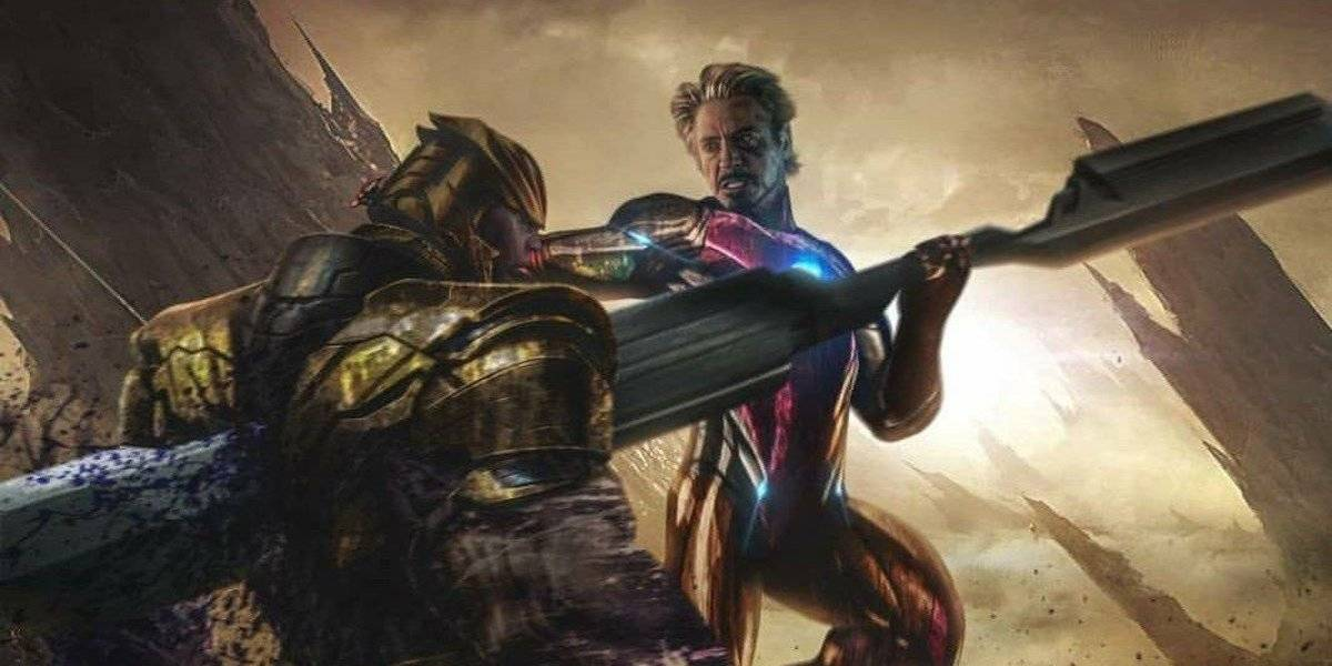 Avengers Endgame: La escena que tardó un año en grabarse