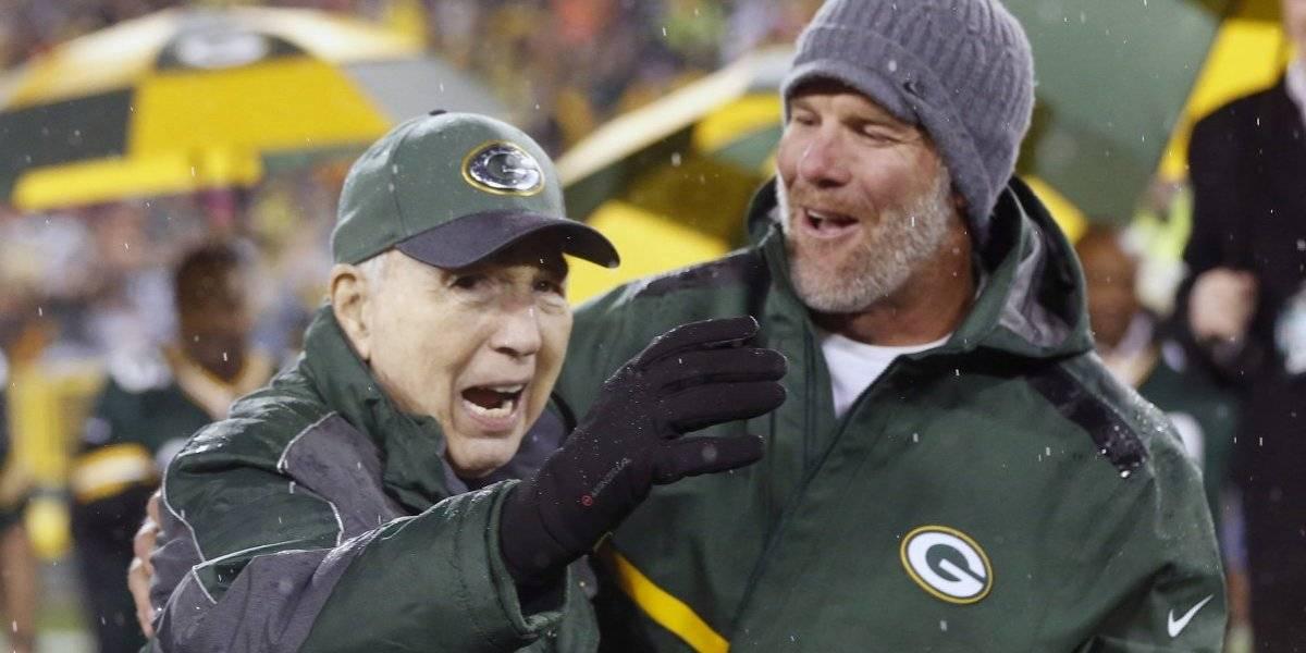 Muere Bart Starr, legendario quarterbarck de Green Bay — NFL