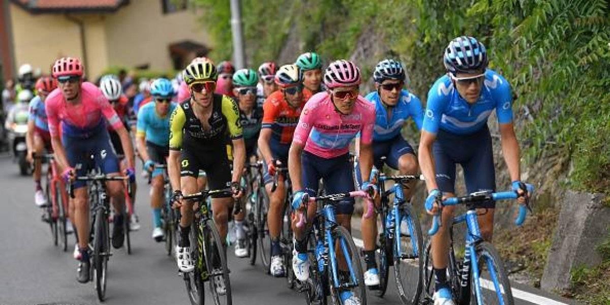 Giro de Italia: Los efectos en las piernas de los competidores
