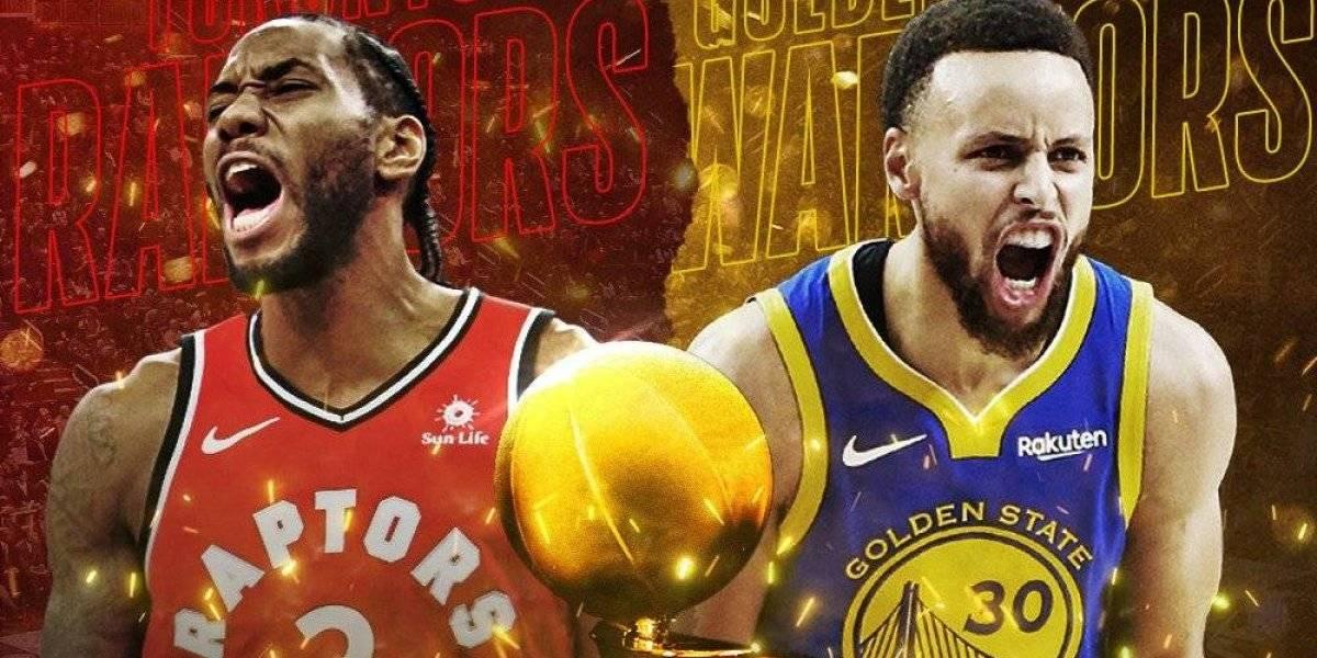 Toronto vs. Golden State, finales de la NBA: Horarios, programación y quién transmite la final por TV
